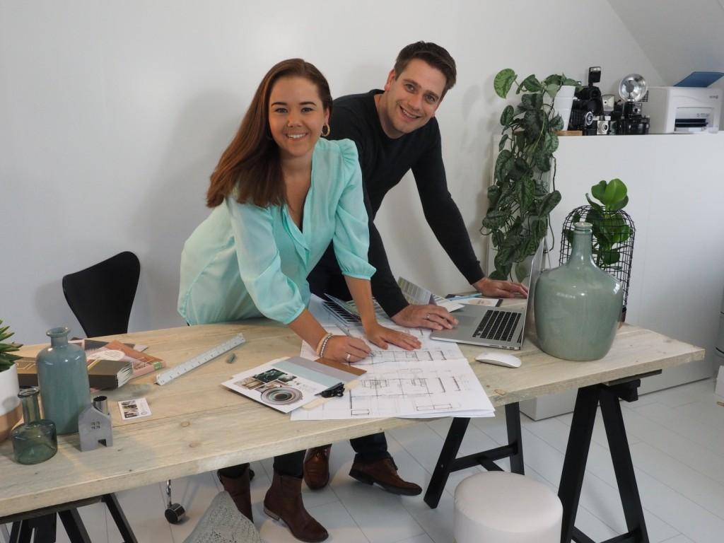 Susanne & Bert | Interieurontwerper en stylist SBZ Interieur Design - www.sbzinterieurdesign.nl