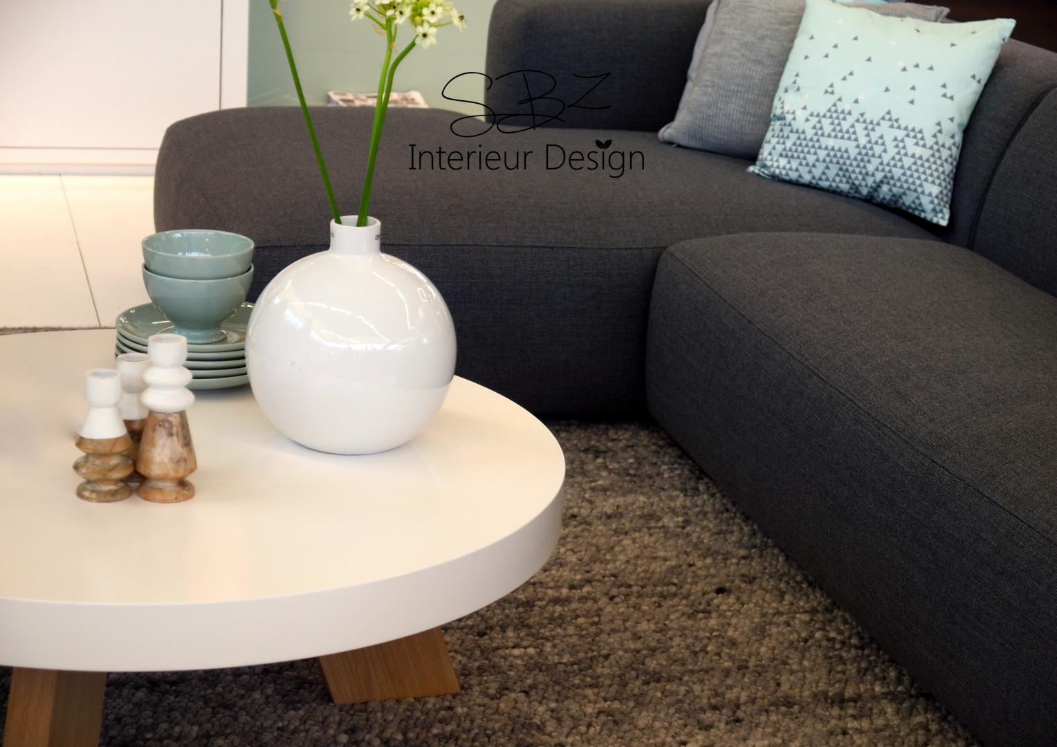 Uitgebreid interieuradvies woonkamer   amstelveen • sbz interieur ...