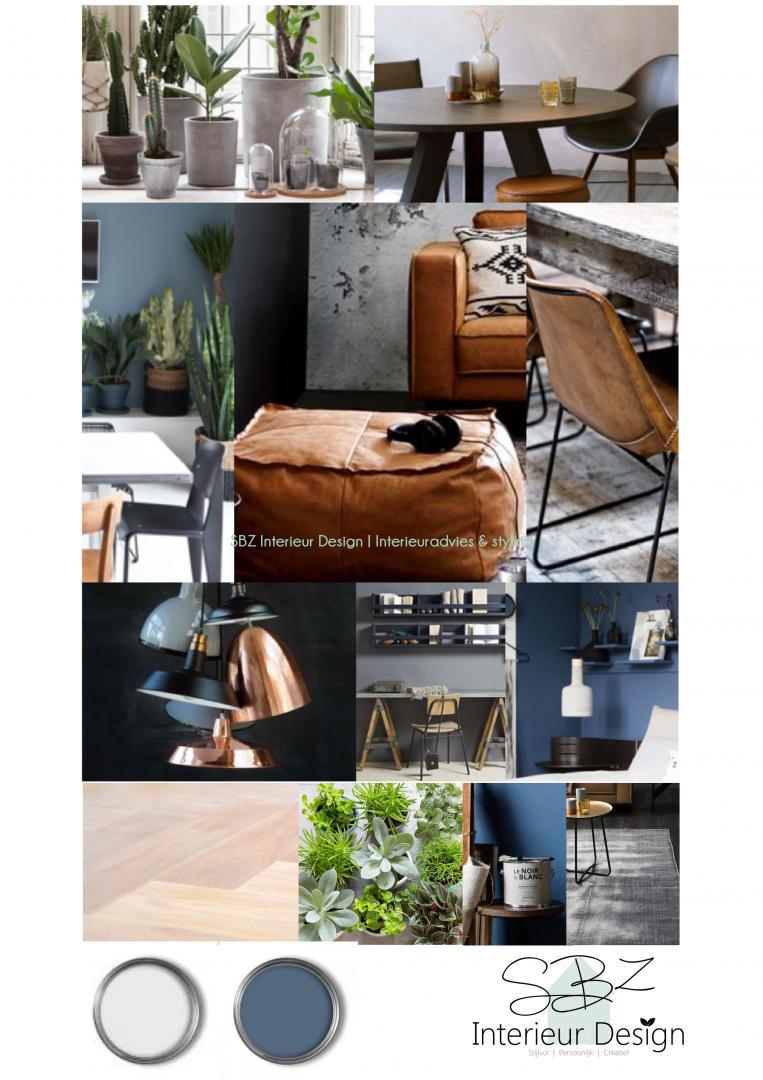 Moodboard interieuradvies amsterdam sbz interieur design for Interieur styling amsterdam