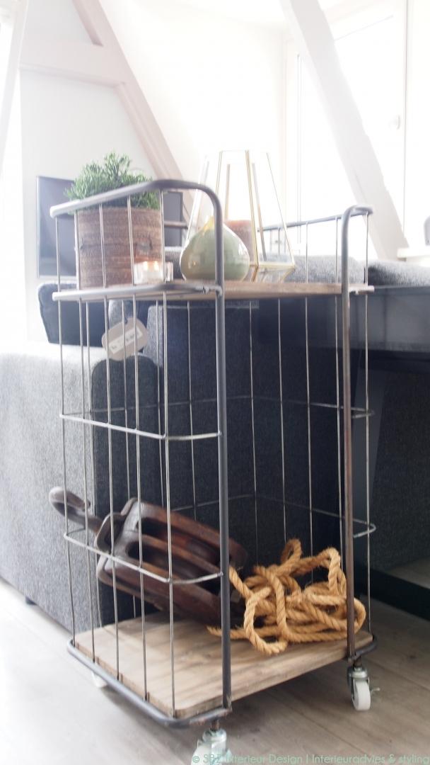 Interieur project loft appartement amsterdam oud west for Interieurontwerp amsterdam
