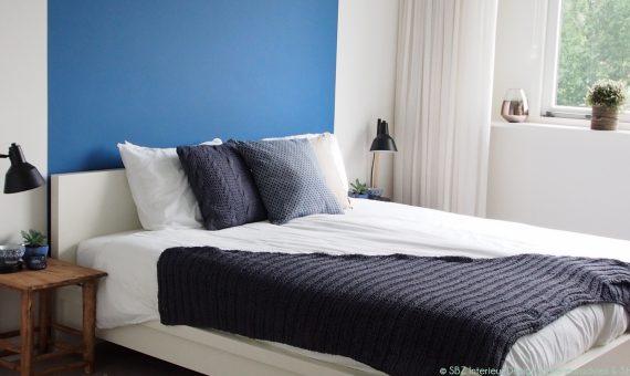 Interieur project slaapkamer & badkamer styling – Breukelen