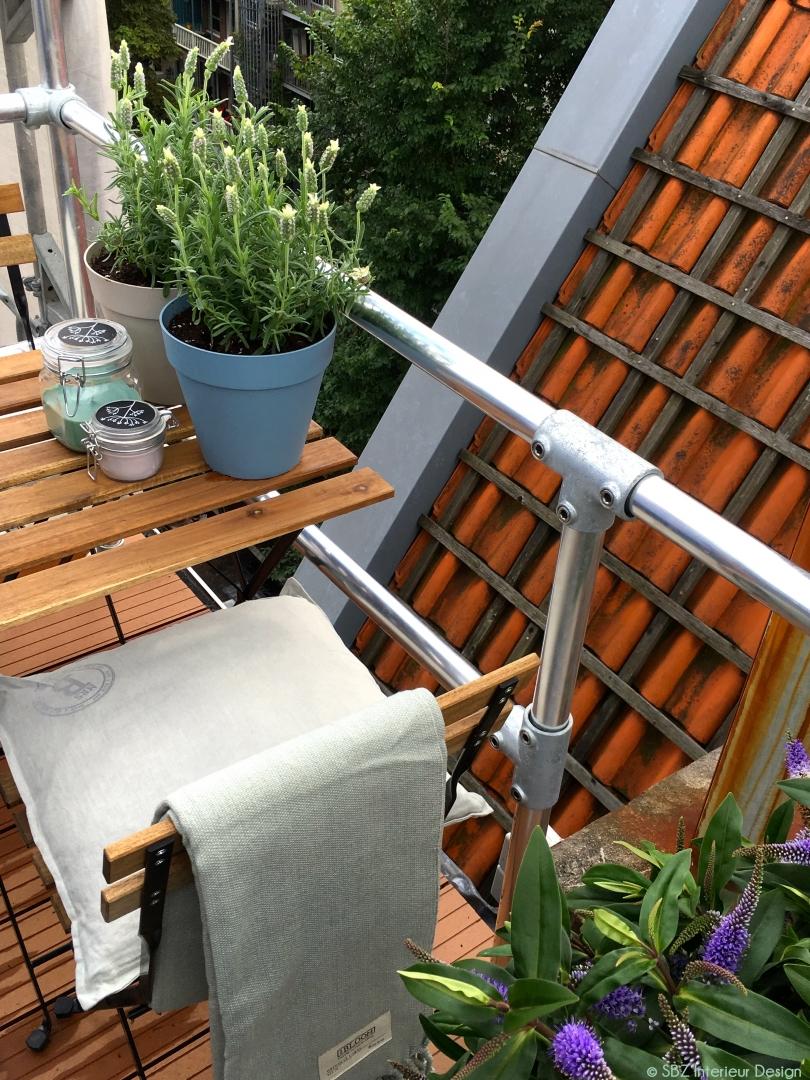 (Dak)terras inrichting / styling - Amsterdam - SBZ Interieur Design (www.sbzinterieurdesign.nl)