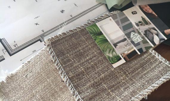 Work in Progress | Interieurontwerp woning Plantage De Sniep -Diemen
