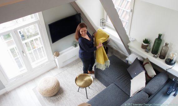 Interieur project Loft appartement – Amsterdam