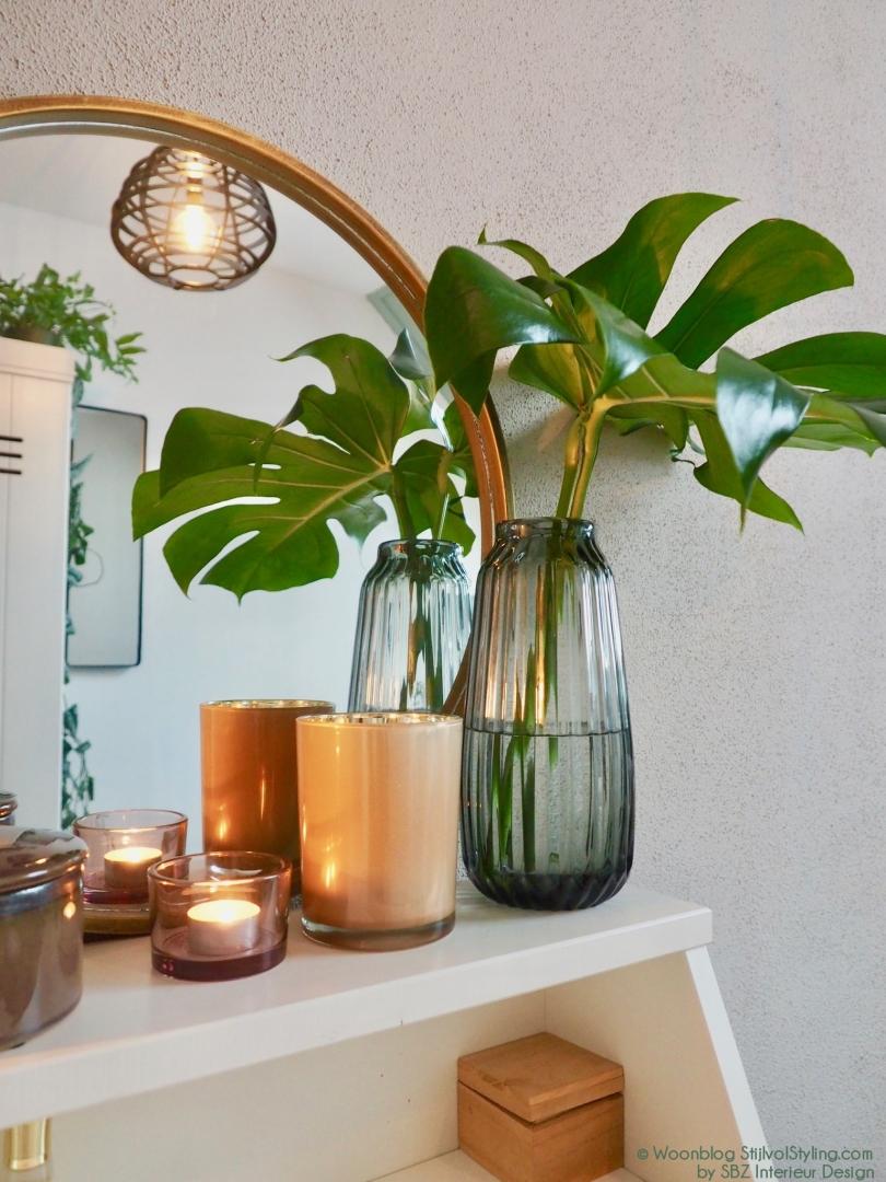 Interieur project- slaapkamer styling Uithoorn © SBZ Interieur Design
