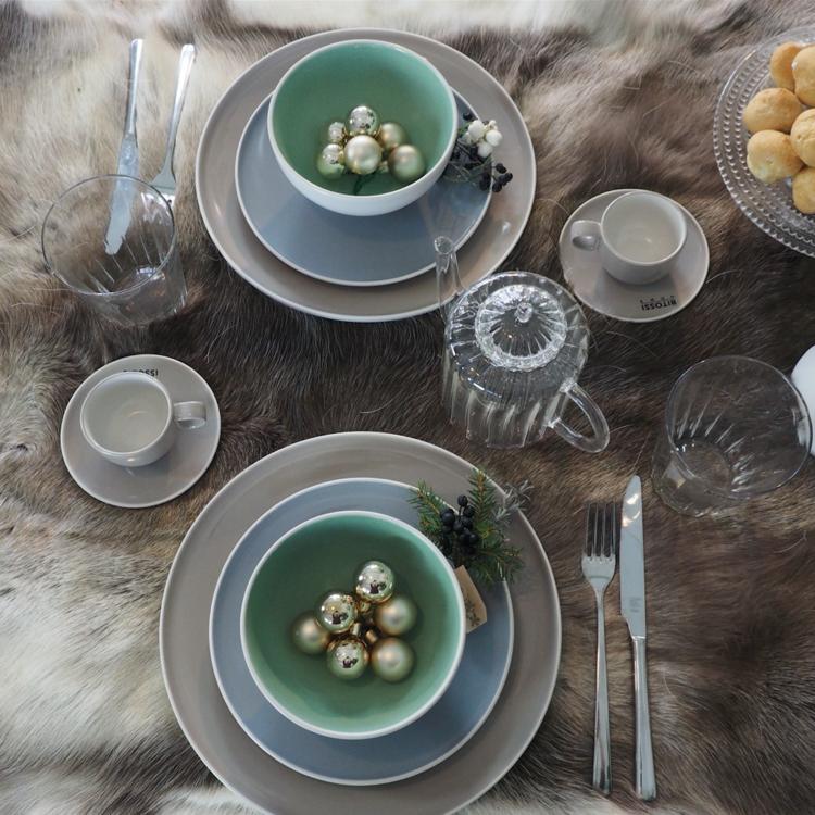 Styling en fotografie kerst thema voor Bitossi Home - © SBZ Interieur Design