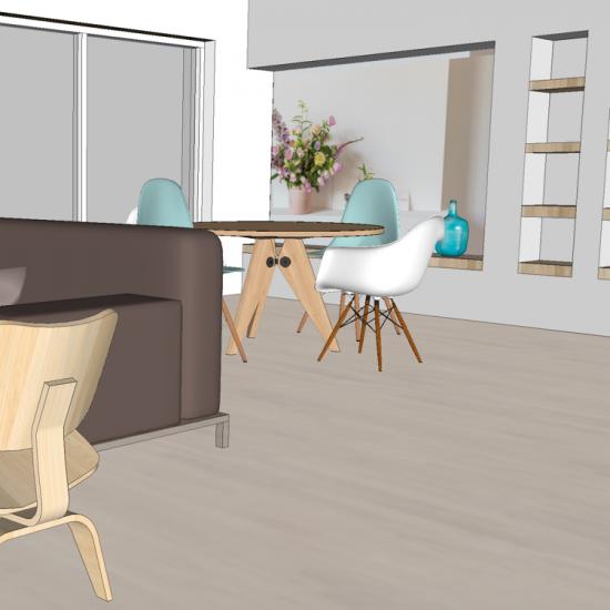 SBZ Interieur Design | Interieuradvies - Interieurontwerp - project inrichting - interieurstyling