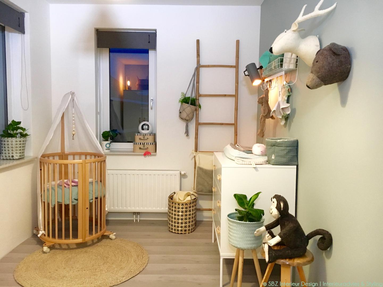 Babykamer styling door SBZ Interieur Design
