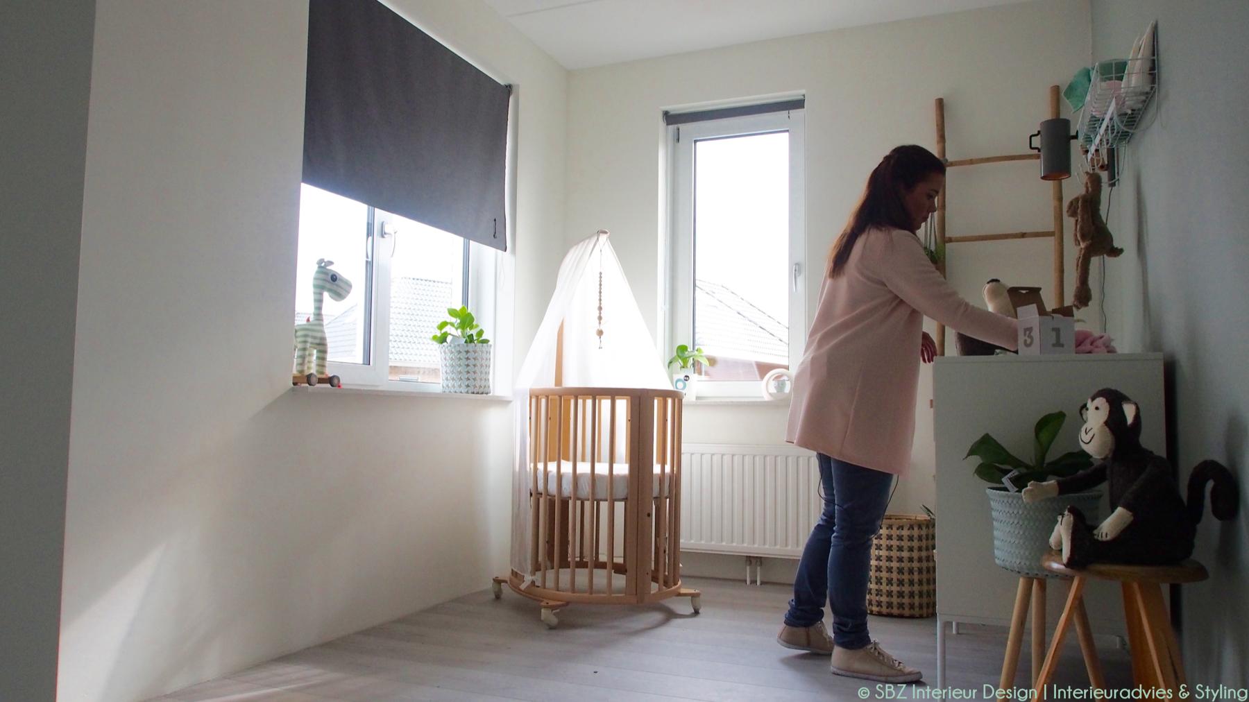 Babykamertrends. Interieur styling babykamer door SBZ Interieur Design 67