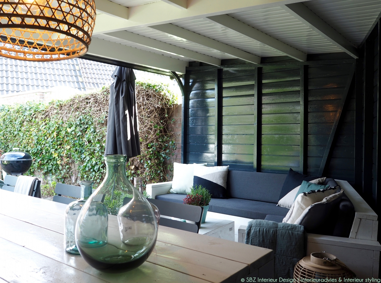 tuin veranda styling te noord brabant sbz interieur design interieuradvies ontwerp. Black Bedroom Furniture Sets. Home Design Ideas