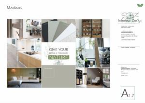 Interieurontwerp Nes aan de Amstel door © SBZ Interieur Design