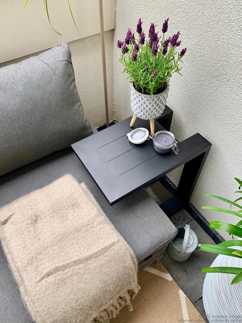 Balkon styling – ontwerp en interieur project © sbzinterieurdesign.nl 150
