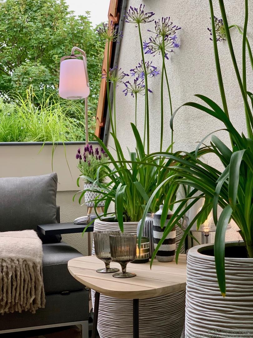 Balkon styling – ontwerp en interieur project © sbzinterieurdesign.nl 89