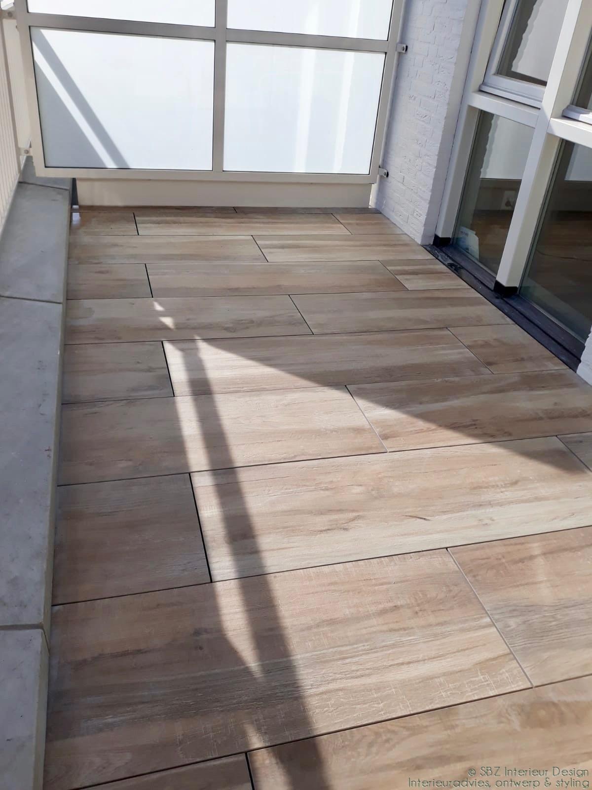 Ontwerp en interieur project balkon Ackerswoude Brinkrijk © SBZ Interieur Design advies - ontwerp- interieur realisatie en styling - sbzinterieurdesign.nl