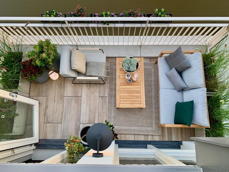 Ontwerp en interieur project balkon Ackerswoude Brinkrijk © SBZ Interieur Design advies – ontwerp- interieur realisatie en styling – sbzinterieurdesign.nl 105