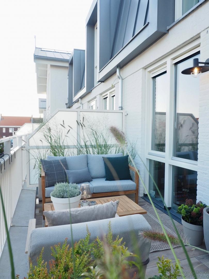 Ontwerp en interieur project balkon Ackerswoude Brinkrijk © SBZ Interieur Design advies – ontwerp- interieur realisatie en styling – sbzinterieurdesign.nl 146