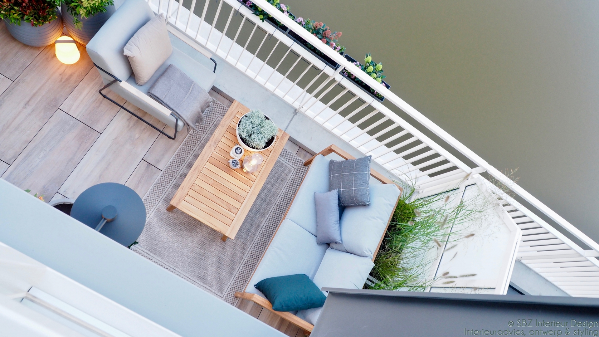 Ontwerp en interieur project balkon Ackerswoude Brinkrijk © SBZ Interieur Design advies – ontwerp- interieur realisatie en styling – sbzinterieurdesign.nl 212