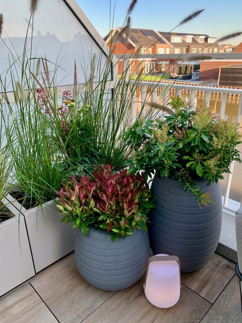 Ontwerp en interieur project balkon Ackerswoude Brinkrijk © SBZ Interieur Design advies – ontwerp- interieur realisatie en styling – sbzinterieurdesign.nl 72