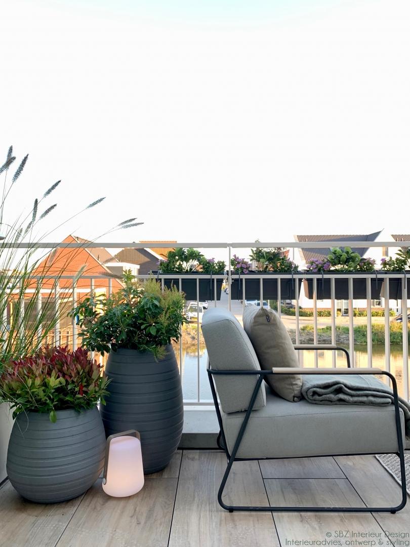 Ontwerp en interieur project balkon Ackerswoude Brinkrijk © SBZ Interieur Design advies – ontwerp- interieur realisatie en styling – sbzinterieurdesign.nl 83