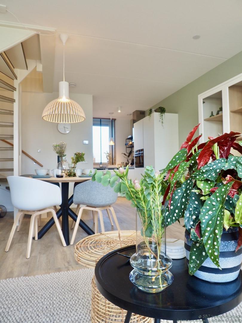 Ontwerp en interieur project woning Ackerswoude Brinkrijk © SBZ Interieur Design advies – ontwerp- interieur realisatie en styling – sbzinterieurdesign.nl 58