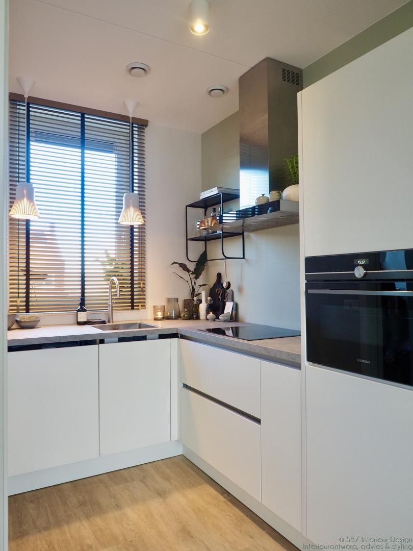 Ontwerp en interieur project woning Ackerswoude Brinkrijk © SBZ Interieur Design advies – ontwerp- interieur realisatie en styling – sbzinterieurdesign.nl 6