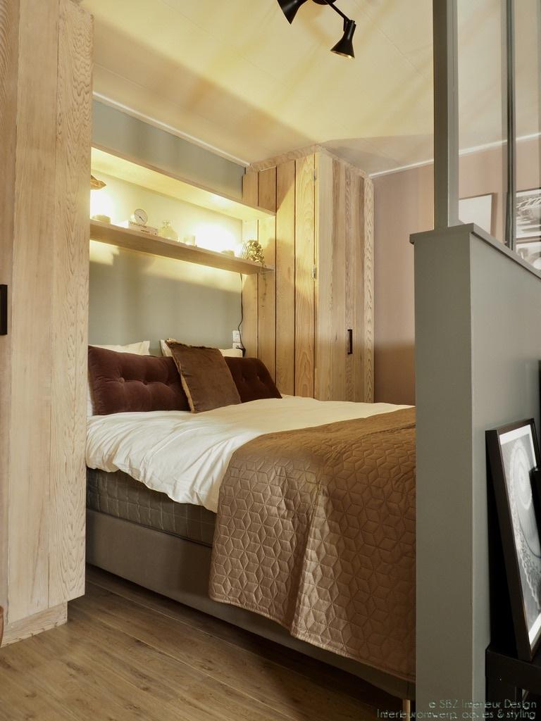 Ontwerp en interieur project woning Amsterdam Oud Zuid boutique hotel stijl- © SBZ Interieur Design advies - ontwerp- interieur realisatie en styling - sbzinterieurdesign.nl
