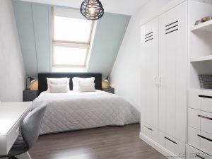SBZ Interieur Design - Master bedroom ontwerp en styling Uithoorn